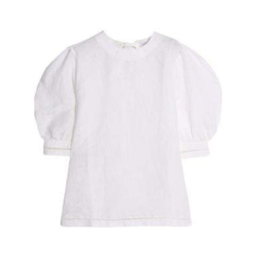 JW Anderson -  puff sleeve shirt
