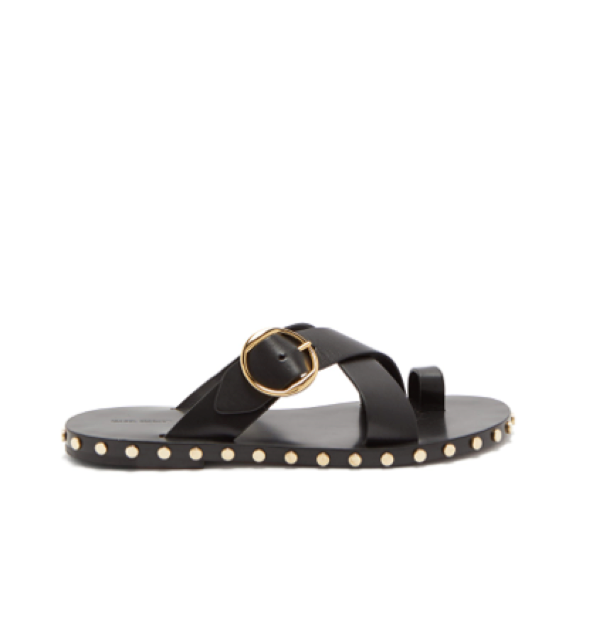 Isabel Marant -  studded slide