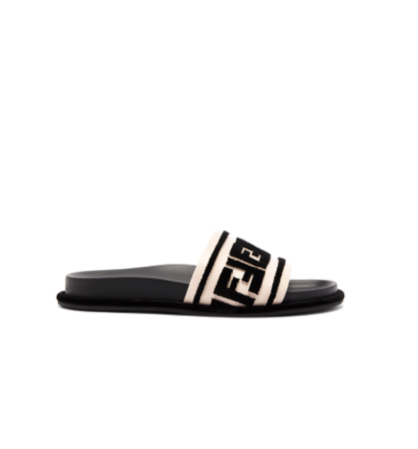 Fendi -  logo slide
