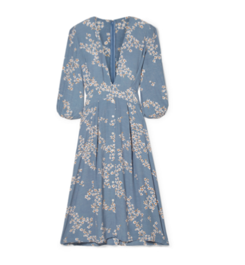 Faithful the brand -  floral dress