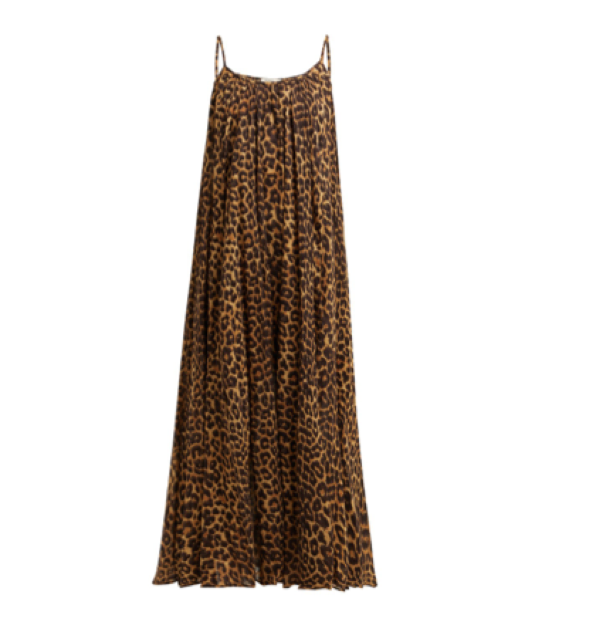 Mes Demoiselles -  Animal print dress
