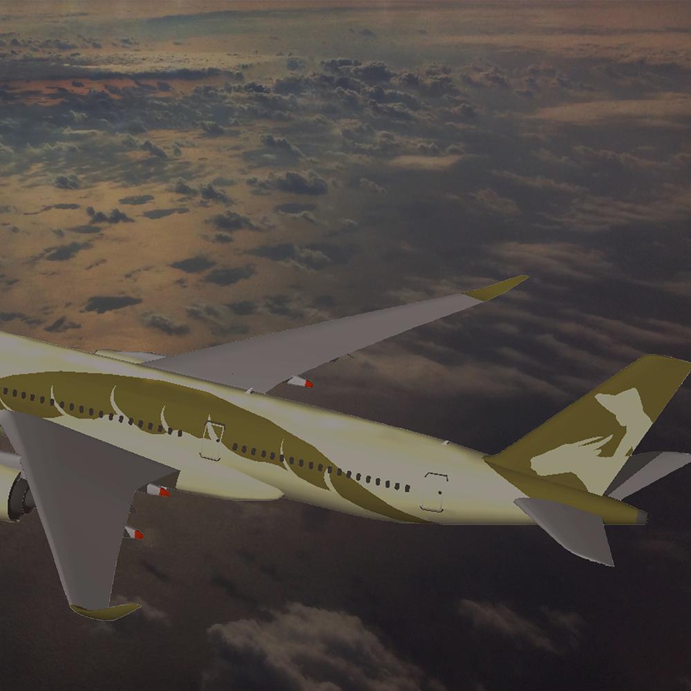 Air Taiwan Concept Brand Design -