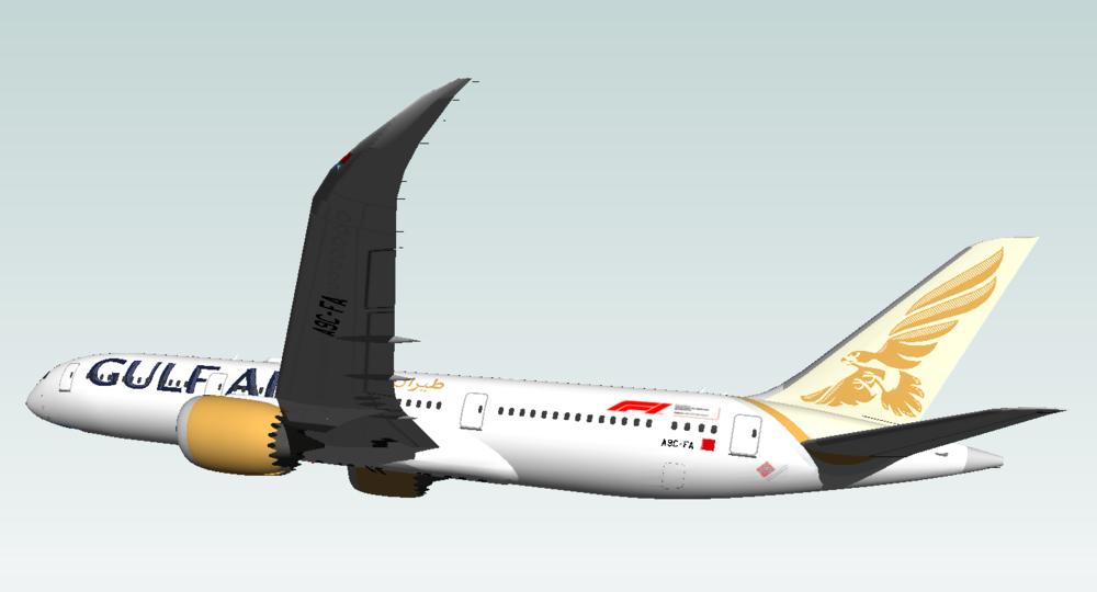 Gulf Air 789