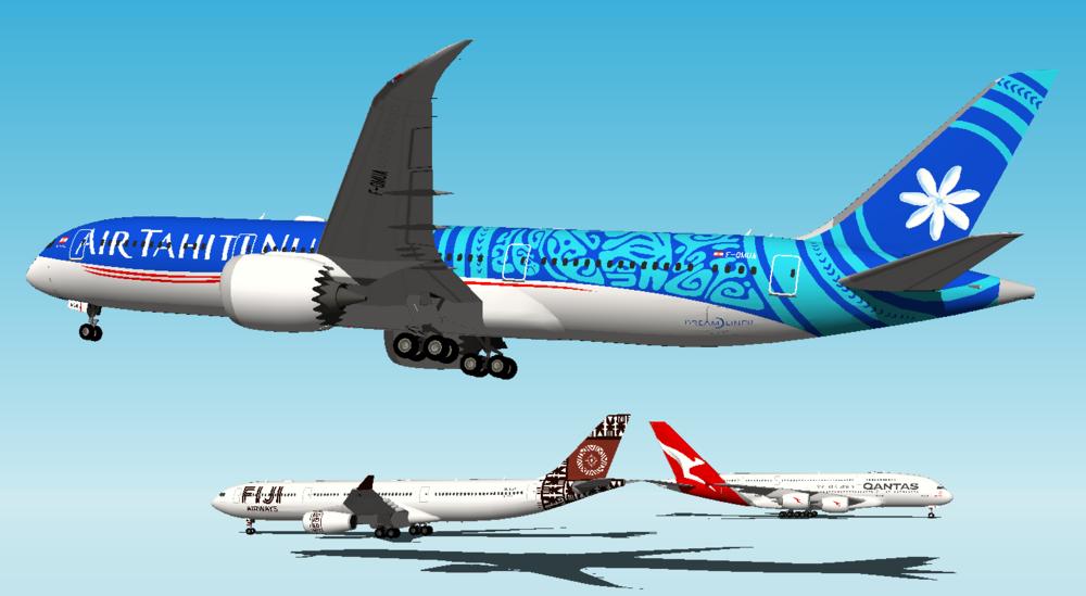 Air Tahiti Nui 789