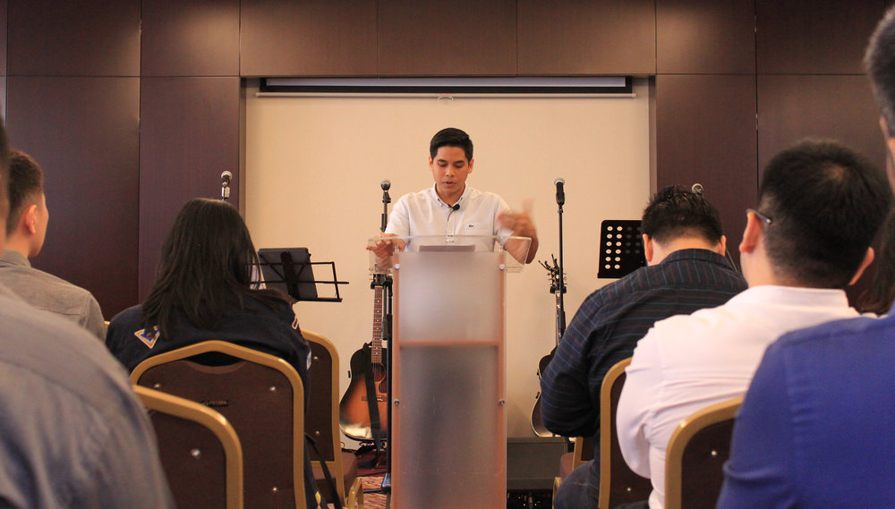 Covenant City Church Jakarta   -