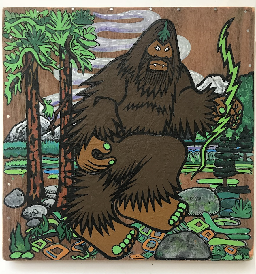 Mountain Gods & Forest Demons by Bigfoot at Woot Bear 1.jpg