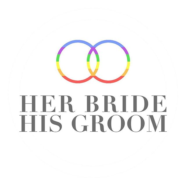 We've joined forces with Her Bride His Groom to advertise on their beautiful Australasian website to ensure that couples who want to get married in New Zealand know they loved, no matter their sexual or gender affiliation. #Loveislove #Marryallthepeople #damnrightisupportit #itsnotagayweddingitsjustawedding  https://herbridehisgroom.com/products/glitter-squad-celebrants