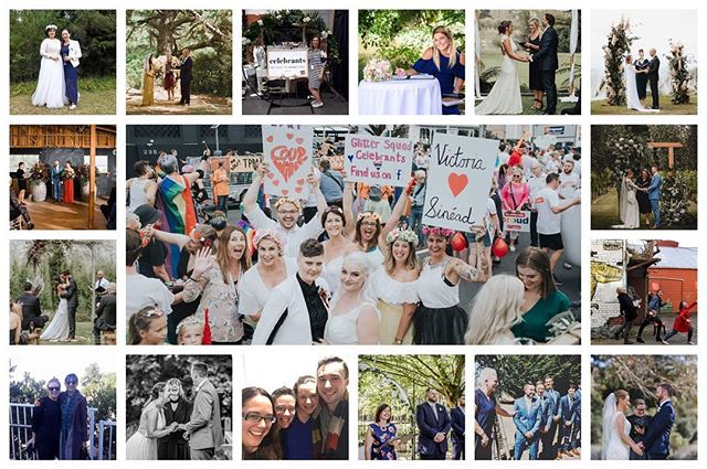 2018! ✨😍🎉 ran out of tags so also featured are @nzweddingcelebrantrochelle @nelsoncelebrant_rosemarylelo @tuiemma_marriagecelebrant @hannahlindotagocelebrant @weddingcelebrantnz @marryallthepeople @celebrantjustinerussellcowan @andrewbellcelebrant