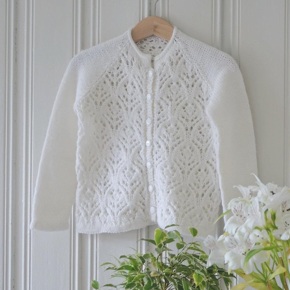 Sommerlett jakke