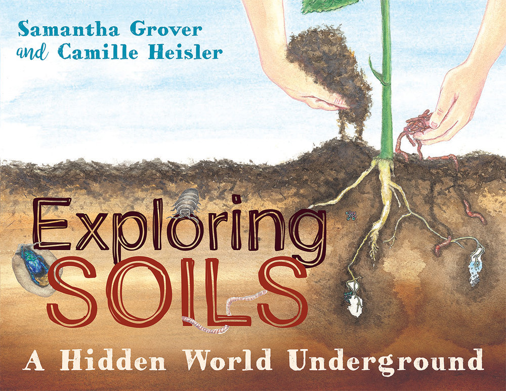 90 - Exploring Soils by Samantha Grover and Camille HeislerHave you ever wondered what happens in the earth underneath us? James has, and he wants to learn more about soil. In Exploring Soils: A Hidden World Underground, James discovers that soil is not just dirt for digging in. He explores how plants and animals live in soil, how soils are formed, how they differ, and the ways that soil is essential in our lives. We're exploring science on Text Marks the Spot schools day this year at Bendigo Writers Festival, and Samantha Grover will also join a lineup of writers for young readers on Saturday August 11 to tell us about writing for curious kids.