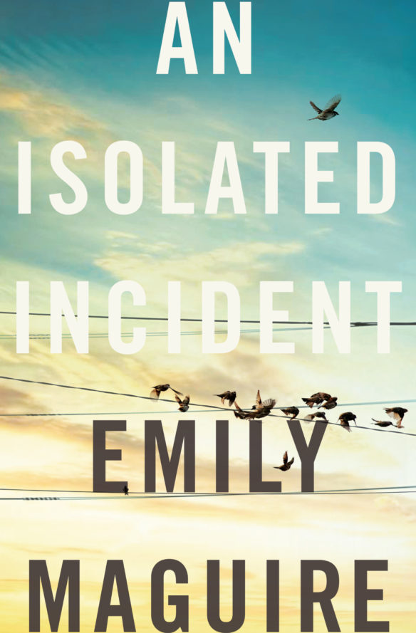 73 - An Isolated Incident by Emily MaguireWhen 25-year-old Bella Michaels is brutally murdered in the small town of Strathdee, the community is stunned and a media storm descends.Unwillingly thrust into the eye of that storm is Bella's beloved older sister, Chris, a barmaid at the local pub, whose apparent easygoing nature conceals hard-won wisdom and the kind of street-smarts only experience can bring.As Chris is plunged into despair and searches for answers, reasons, explanation – anything – that could make even the smallest sense of Bella's death, her ex-husband, friends and neighbours do their best to support her. But as the days tick by with no arrest, Chris's suspicion of those around her grows.An Isolated Incident is a psychological thriller about everyday violence, the media's obsession with pretty dead girls, the grip of grief and the myth of closure, and the difficulties of knowing the difference between a ghost and a memory, between a monster and a man.A tough and elegant novel, with a memorable character at its centre, this is Emily Maguire's compelling scrutiny of the violence that bedevils our society and needs talking about, urgently. We'll be asking Emily at Festival 2018 about the dangerous questions novelists can ask.