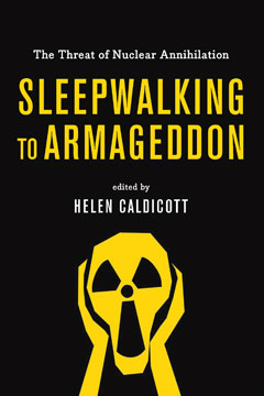 """70 - Sleepwalking to Armageddon edited by Helen CaldicottA frightening but necessary assessment of the threat posed by nuclear weapons in the twenty-first century, edited by the world's leading antinuclear activist""""Dr. Helen Caldicott has the rare ability to combine science with passion, logic with love, and urgency with humor."""" —Naomi KleinIn Sleepwalking to Armageddon, pioneering antinuclear activist Helen Caldicott assembles the world's leading nuclear scientists and thought leaders to assess the political and scientific dimensions of the threat of nuclear war today.The book ends with a devastating description of what a nuclear attack on Manhattan would look like, followed by an overview of contemporary antinuclear activism. Both essential and terrifying, this book is sure to become the new bible of the antinuclear movement—to wake us from our complacency and urge us to action.Our theme - Let's Get Curious - also invites us to get serious about understanding where we're at and what confronts us. The passion, conviction and lifelong courage of Helen Caldicott will be honoured at Festival 2018 as she speaks about her latest book on the threats posed by nuclear armaments."""