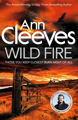69 - Wildfire by Ann CleevesWild Fire is the eighth, and final book, in Ann Cleeves' bestselling Shetland series – a major BBC One drama starring Douglas Henshall as Jimmy Perez.Shetland: Welcoming. Wild. Remote.Drawn in by the reputation of the islands, an English family move to the area, eager to give their autistic son a better life.But when a young nanny's body is found hanging in the barn of their home, rumours of her affair with the husband begin to spread like wild fire.With suspicion raining down on the family, DI Jimmy Perez is called in to investigate, knowing that it will mean the return to the islands of his on-off lover and boss Willow Reeves, who will run the case.Perez is facing the most disturbing investigation of his career. Is he ready for what is to come? Ann Cleeves will be in Bendigo, August 10-12, as our very special guest. Thanks to PanMacmillan, we'll also be sharing with you this final Shetland novel, a very special release in time for Bendigo Writers Festival. For fans, that's a treat. For curious readers, now's the time to crack out the seven earlier Perez books. You'll love them!