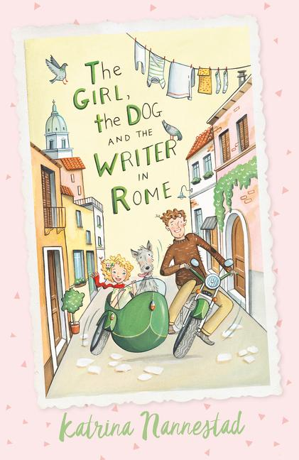 67 - The Girl, the Dog and the Writer in Rome by Katrina NannestadFor the first ten years of Freja's life, she and her mother Clementine have roamed the Arctic in search of zoological wonders. Happy, content, together. Freja and Clem. Clem and Freja. But now, everything is changing, and Clementine must send Freja away to live with her old friend Tobias, a bestselling crime writer and, quite possibly, the most absent-minded man on earth. Tobias isn't used to life with a child, and Freja isn't used to people at all, but together they'll stumble into an Italian adventure so big that it will change things forever …Katrina Nannestad new series for younger readers about family, friendship and finding yourself. Katrina is one of our Text Marks the Spot writers and she'll be doing two workshop sessions on Friday 10 August. The full program is out to schools shortly, so contact the Capital box office for more information: (03) 5434 6100.
