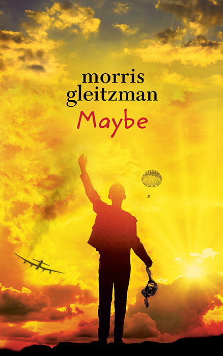 57 - MAYBE by Morris Gleitzman
