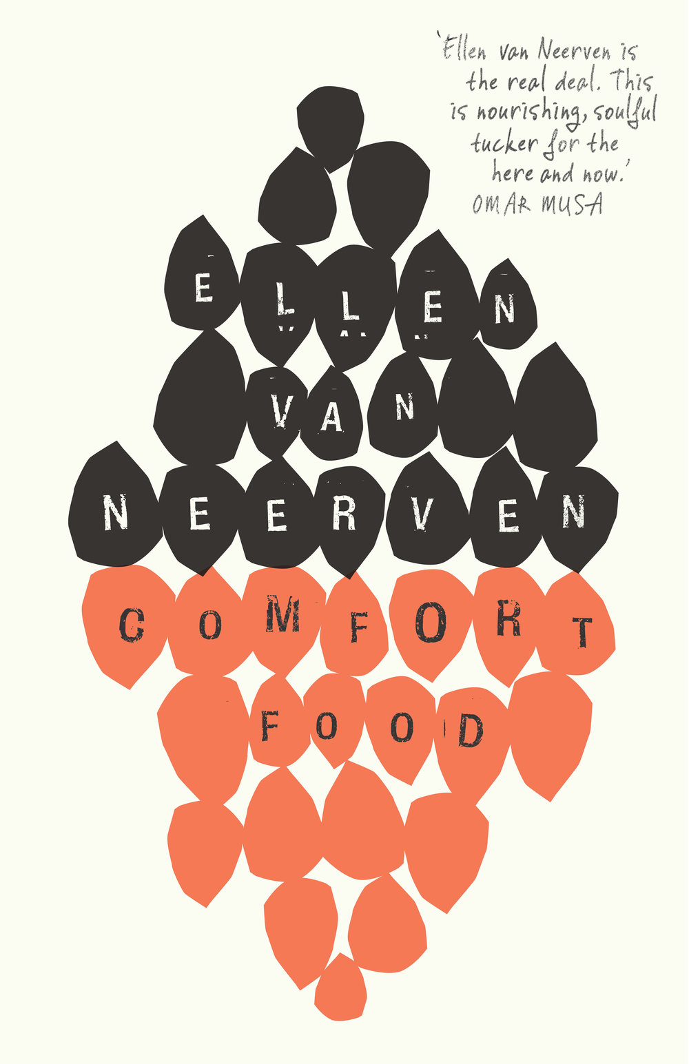 46 - COMFORT FOOD by Ellen van NeervenI also saw those spirit dogsand poetry travelled with melike riversI didn't ever eat alone'Goan Fish Curry'Following on from the success of her award-winning fiction debut, Heat and Light, Ellen van Neerven announced herself as a talented poet with this assured collection. Moving between places and cultures, Comfort Food explores identity, sovereignty and the restless quest for love. Using food as her inspiration, van Neerven offers a cross-cultural vision of the exotic and the familiar. This sensuous volume sets a new benchmark in contemporary Australian poetry.  It was Ellen van Neerven's poem about mangoes that prompted extraordinarily nasty responses from a few students sitting the final year secondary school exam last year. The ensuing discussion - among other things - put the poet's interest in food, place and memory into focus. Let's share the comfort of poems with Ellen van Neerven at Festival 2018.