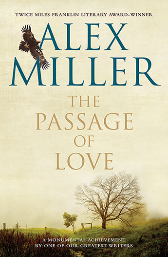 41 - The Passage of Love by Alex MillerCritically acclaimed, two-time winner of the Miles Franklin award, winner of the Commonwealth Writers Prize and numerous other literary awards, Miller's new work is an exquisitely personal novel of love and creativity.Sitting in a New York park, an old man holds a book and tries to accept that his contribution to the future is over. Instead, he remembers a youthful yearning for open horizons, for Australia, a yearning he now knows inspired his life as a writer. Instinctively he picks up his pen and starts at the beginning...At twenty-one years, Robert Crofts leaves his broken dreams in Far North Queensland, finally stopping in Melbourne almost destitute. It's there he begins to understand how books and writing might be the saving of him. They will be how he leaves his mark on the world. He also begins to understand how many obstacles there will be to thwart his ambition.When Robert is introduced to Lena Soren, beautiful, rich and educated, his life takes a very different path. But in the intimacy of their connection lies an unknowability that both torments and tantalises as Robert and Lena long for something that neither can provide for the other.In a rich blend of thoughtful and beautifully observed writing, the lives of a husband and wife are laid bare in their passionate struggle to engage with their individual creativity.Alex Miller is magnificent in this most personal of all novels filled with rare wisdom and incisive observation. Sharing the marvellous: Alex Miller is one of Central Victoria's most distinguished and admired writers, and we're honoured to have him with us for Festival 2018. Talking about his most personal novel, and also in conversation with his friend, the wonderful historian Tom Griffiths, Alex's thoughtful, wry and bold approach to writing and life will delight audiences once more.