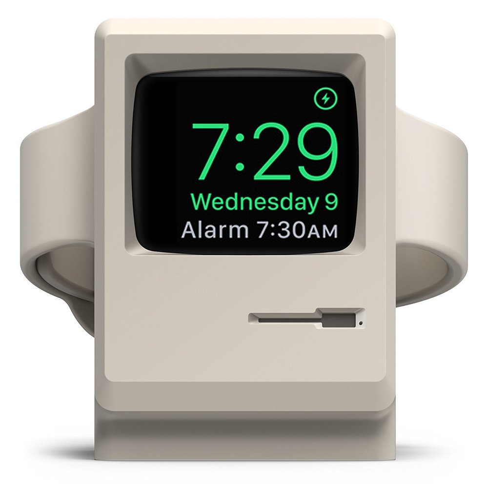 69a56652386 W3 Stand for Apple Watch - White — elago