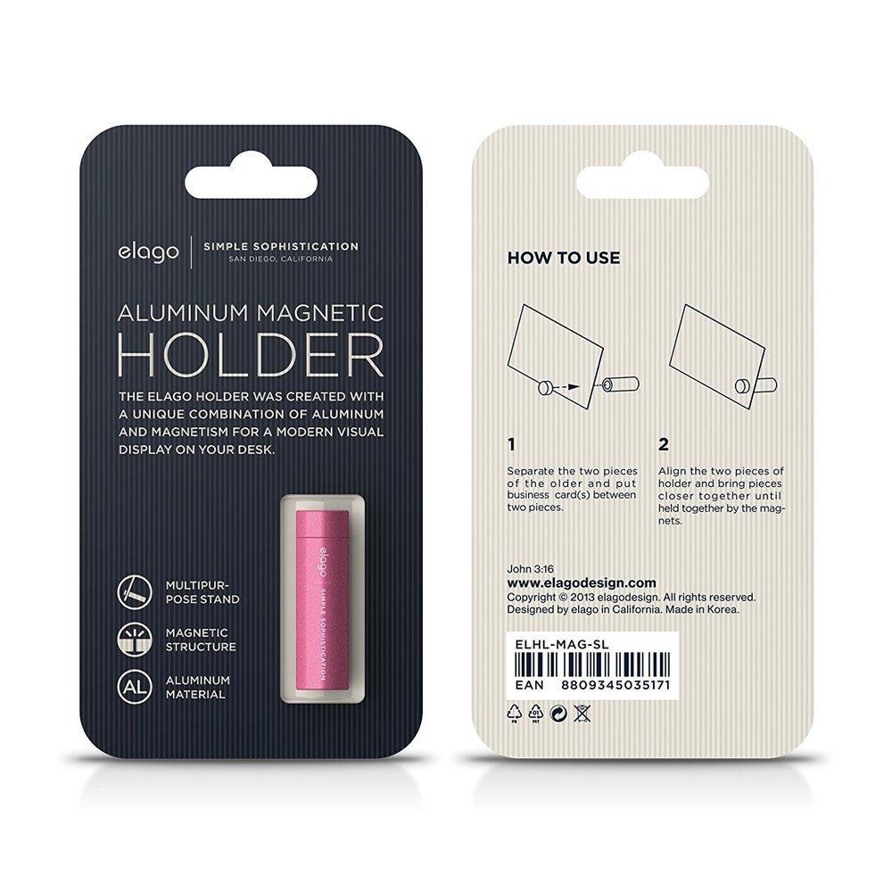 Aluminum magnetic holder for business cards and photos hot pink aluminum magnetic holder for business cards and photos hot pink colourmoves