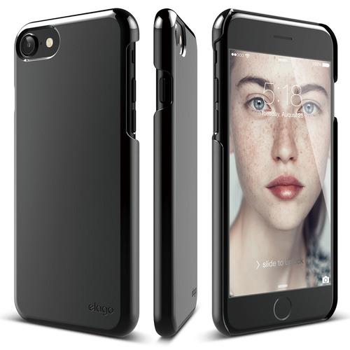 Slim Fit 2 Case for iPhone 7 - Jet Black — elago 7548847f747