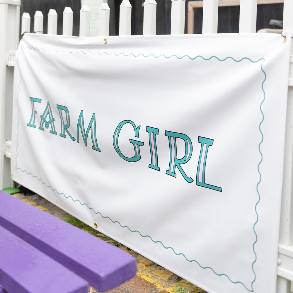Farm Girl Café  - Farm Girl has landed in Park Walk! A Friend and supporter of The Chelsea Street Party, Farm Girl, has an Australian inspired, farm-to-table menu. They are now open for dinner and cocktails, and with a setting as beautiful and theirs, we'll race you there! Thank you Farm Girl for sponsoring The #CSP!