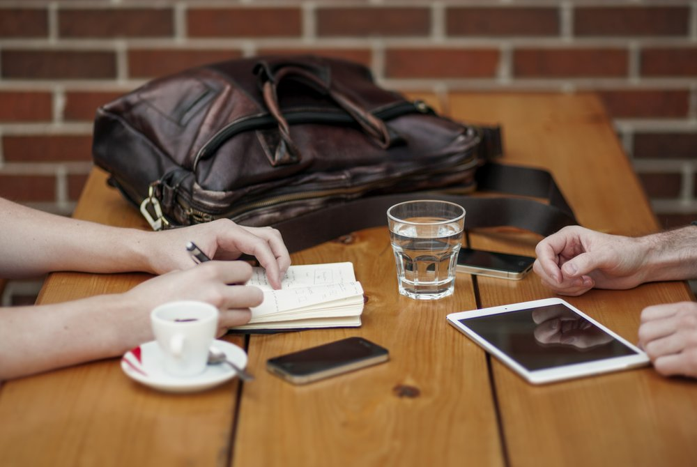 ONE-TO-ONE COACHING AND MENTORING - One-to-one coaching/mentoring with business leaders, typically two meetings per month for eight to ten months.