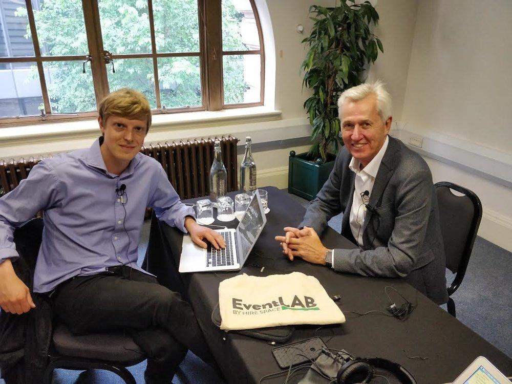 Interview with Nick de Bois