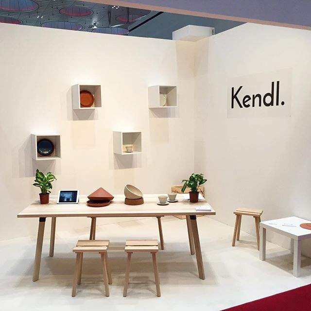 Back from a great week in Doha, thanks to everyone who came to @indexqatar had a great time! Now for the Christmas rush!!