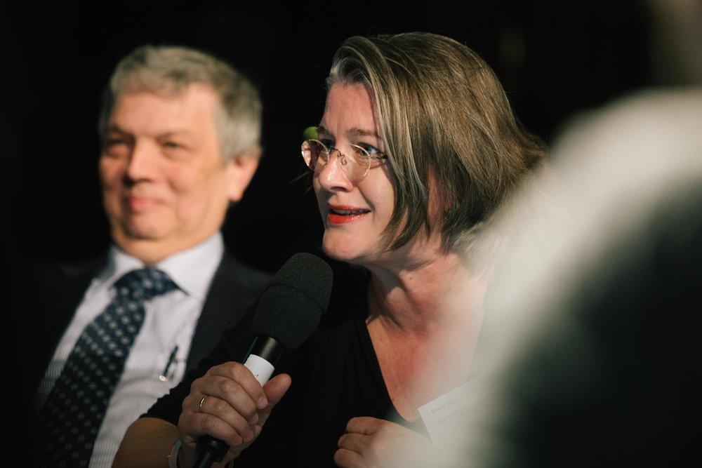 Volker Deville, Marie Sagenschneider