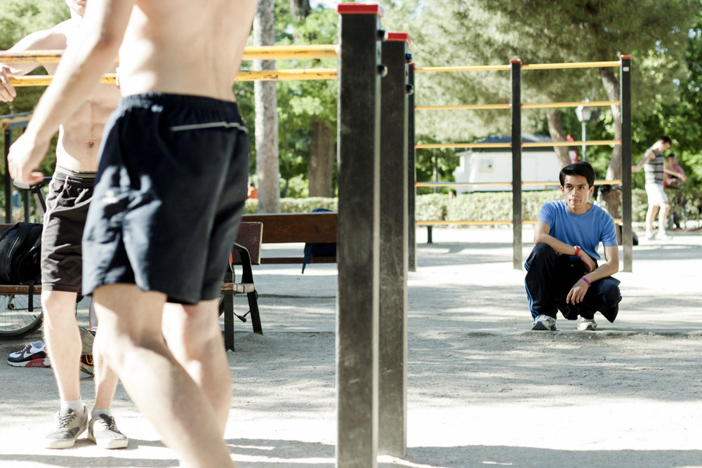 Street Workout - Vice Spain