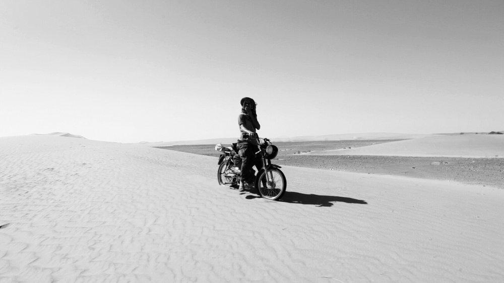 Sahara, 2015.
