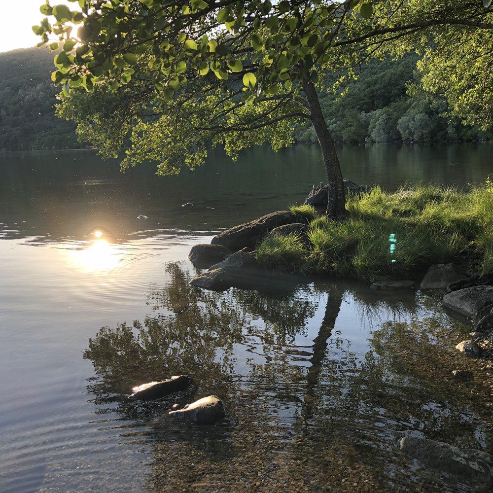 Lago de Sanabria.