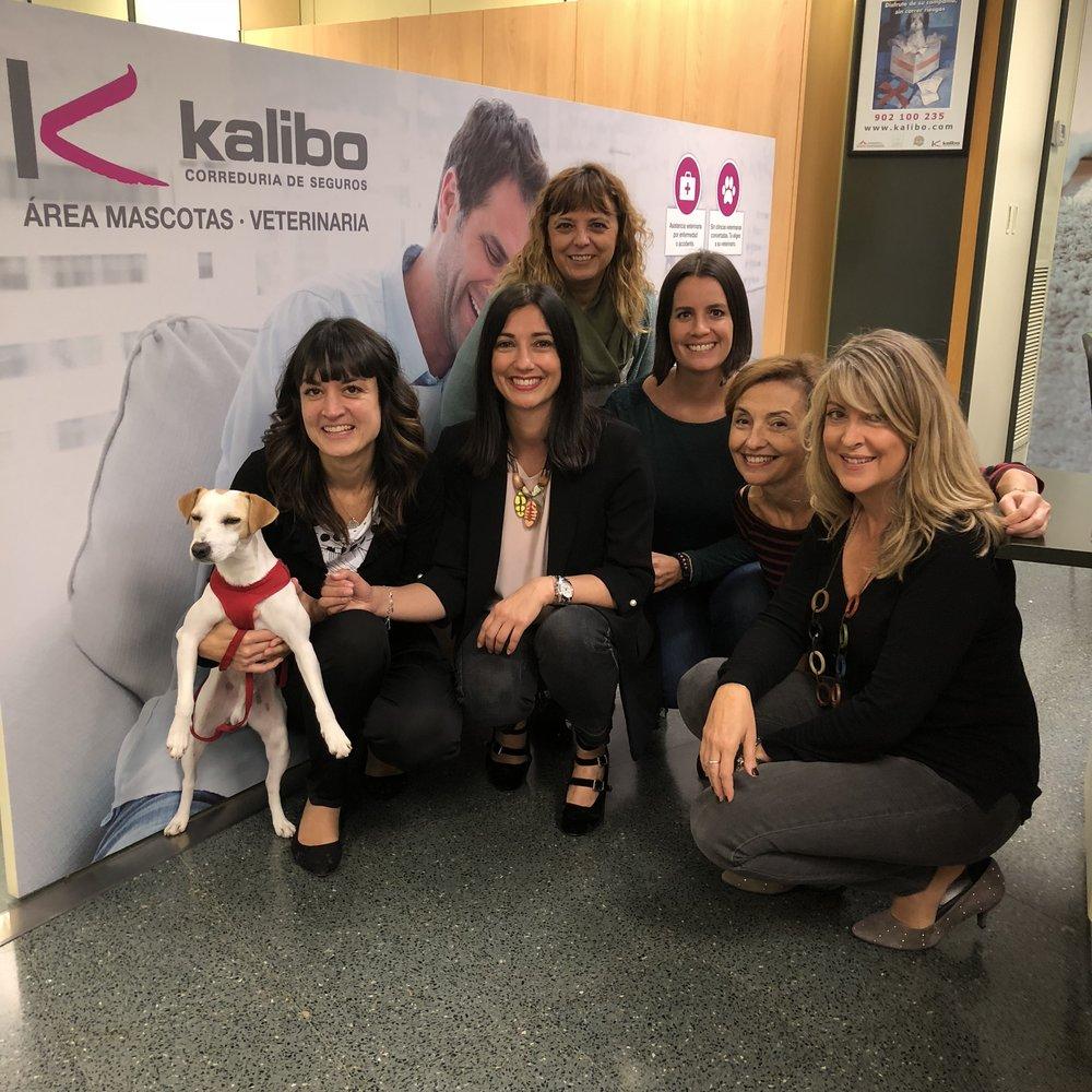 Con mis amigos de Kalibo en Zaragoza..