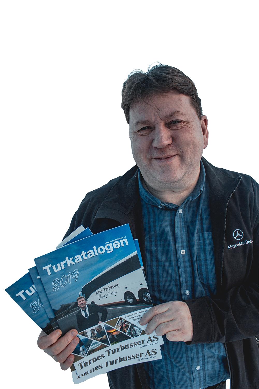 Turkatalogen - Det er med begeistring vi går inn i turåret 2019! Vi kan se med takknemlighet tilbake på mange flotte turer i fjoråret. De beste turmålene har vi tatt med oss inn i det nye året, og vi vil også introdusere noen nye, spennende destinasjoner. Se vår flotte katalog.