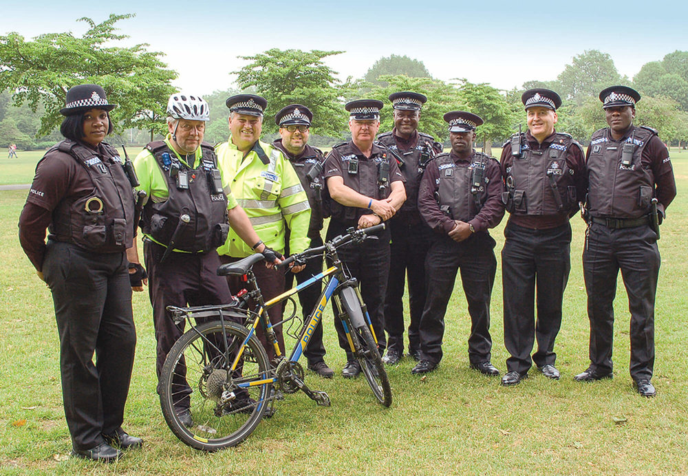 Wandsworth Parks & Event Police