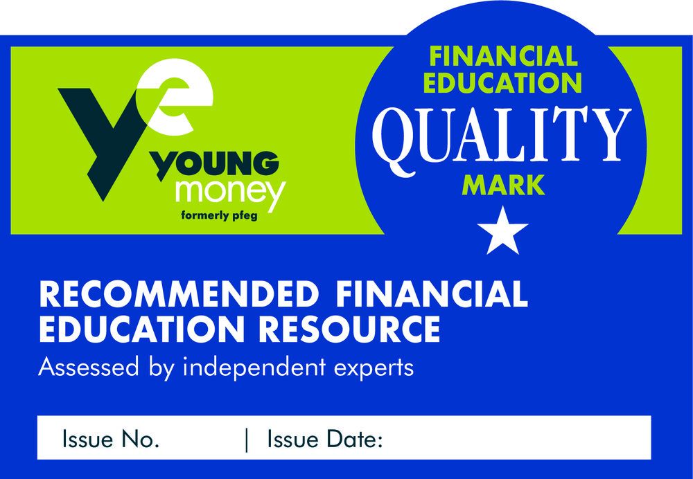 - The Five Big Questions have achieved the Financial Education Quality Mark, having been independently assessed by experts and found to be both financially accurate and of the highest educational value.
