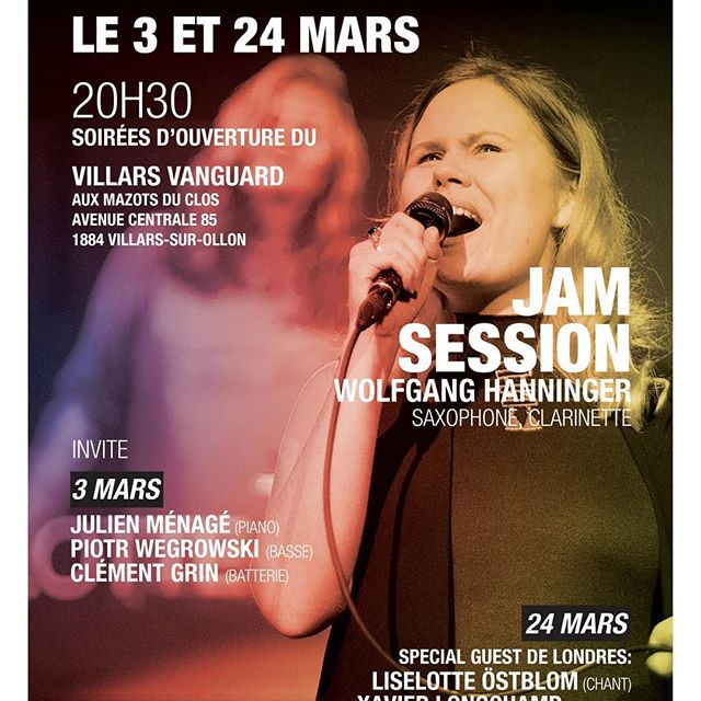 ONE YEAR / March 2017 - March 2018 /// #villarsvanguard #villars #villarsbig #chablais #suisseromande #jazzclub #jazz #live #blues #funk #soul #jamsession #lesmazotsduclos #villarsgryon #suisse #lesclassiques #vvjo #villarsvanguardjazzorchestra