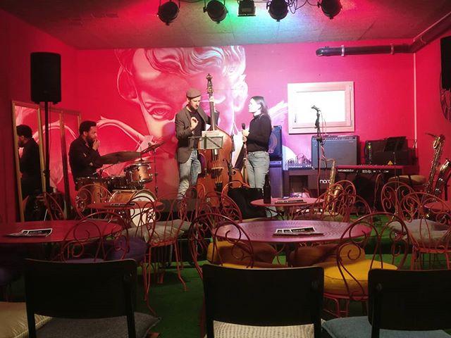 Ready for tonight - #villarsvanguard #villars #villarsbig #chablais #suisseromande #jazzclub #jazz #live #blues #funk #soul #jamsession #lesmazotsduclos #villarsgryon #suisse #vvjo #villarsvanguardjazzorchestra #music #concert #suisse