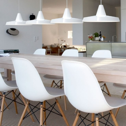 Eames style chairs available in various colours