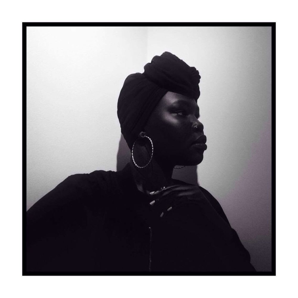 Ruth Nyaruot Ruach - Visual Artist, Writer & Photographer (Brown Skin Girl)