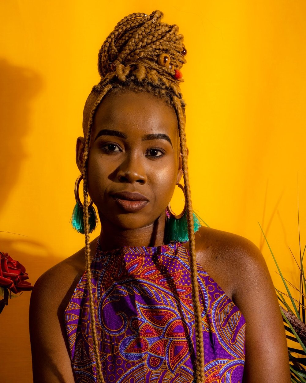 Meet  Albertina (Albie) Thabisani Ncube  : owner/founder of  ATN Photography  and creator of ' Abantu - People of Art '