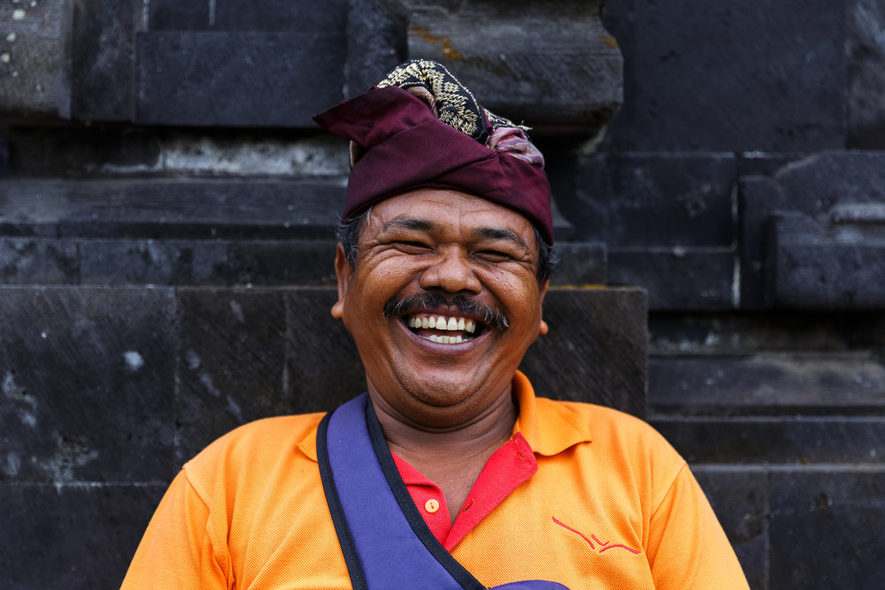 People from Bali