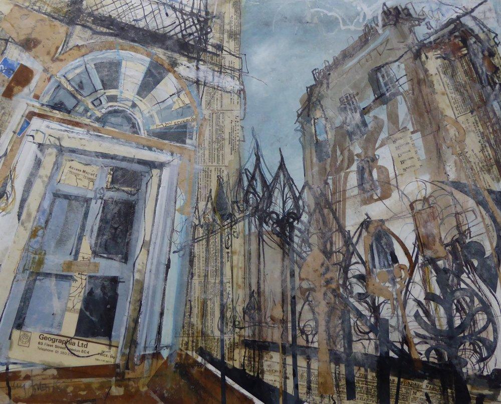 Edinburgh artist