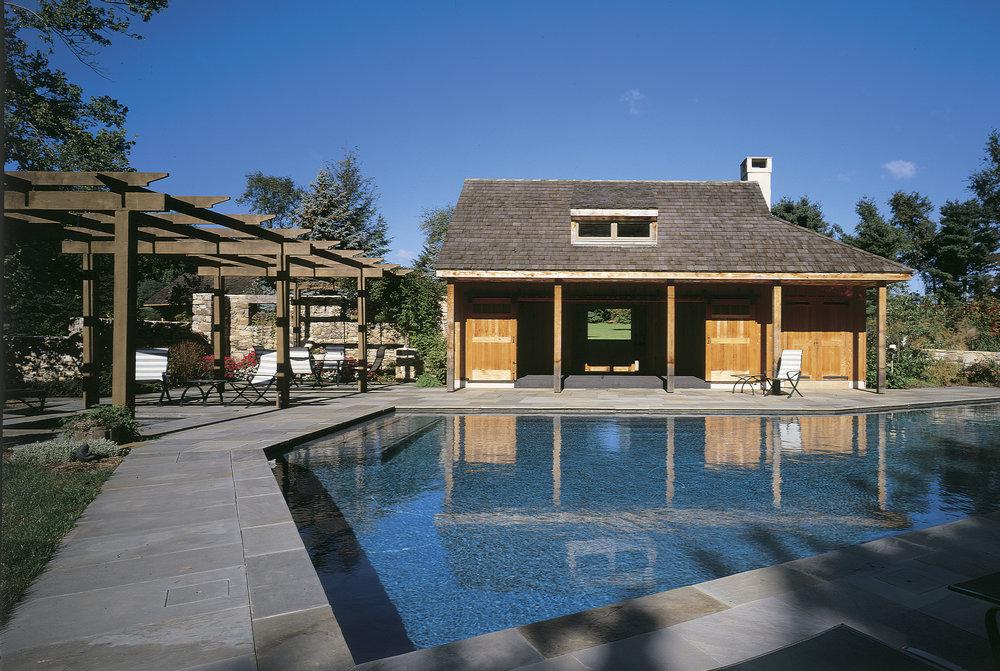 Malvern Pool House