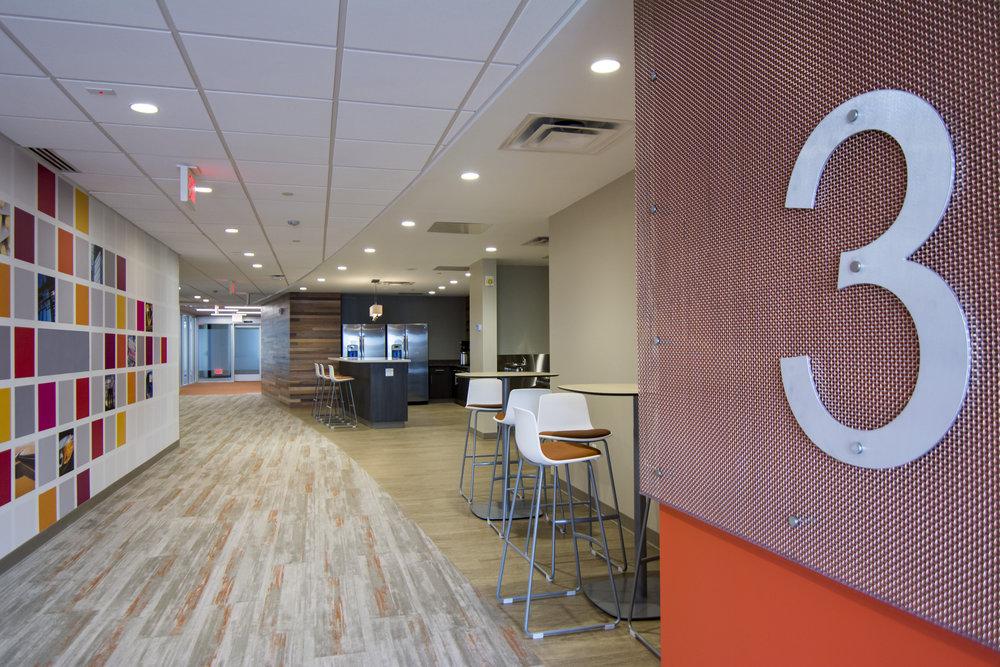 Regional Headquarters Interiors