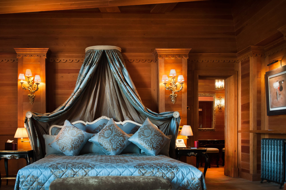 Hotel Michlifen Ifrane 5* Maroc Suite Royal