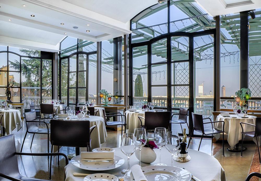 Restaurant Villa Florentine Hotel 5* Lyon