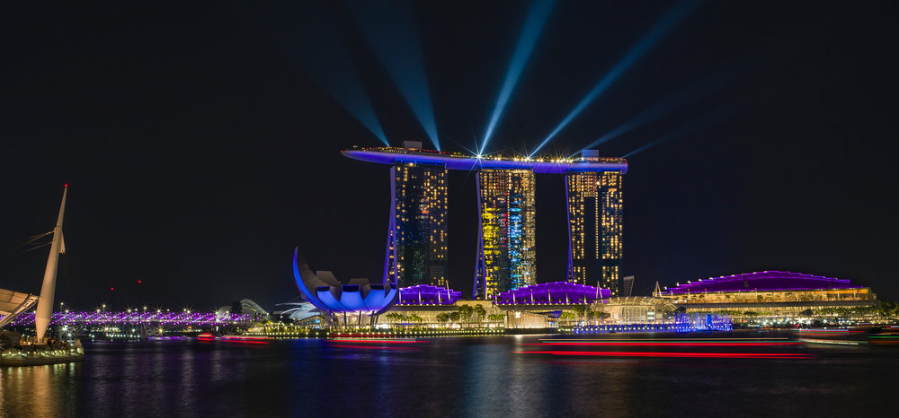 Marina Bay Sands Singapour