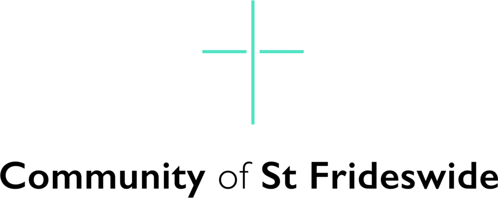 180202 Community of St Frideswide logo outline (green).png
