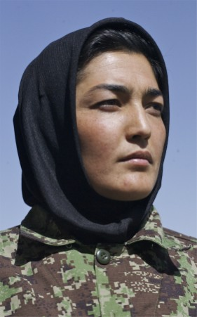 Afghan Army Girls